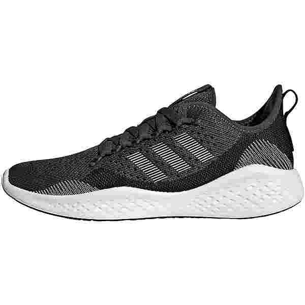 adidas FLUIDFLOW 2.0 Fitnessschuhe Damen core black-champagne met.-grey six