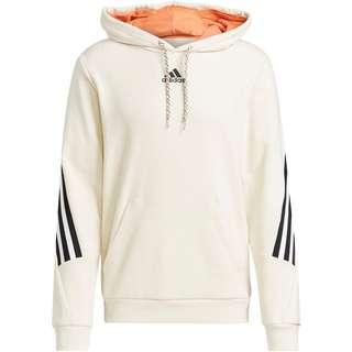 adidas 3S Hoodie Herren cream white