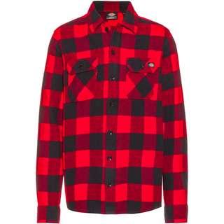 Dickies Sacramento Langarmhemd Herren red