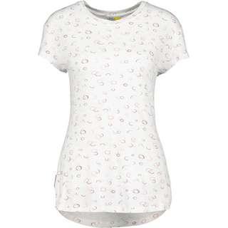 ALIFE AND KICKIN MimmyAK B T-Shirt Damen white