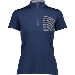 CMP WOMAN FREE BIKE T-SHIRT Trikot Damen blue-solarium
