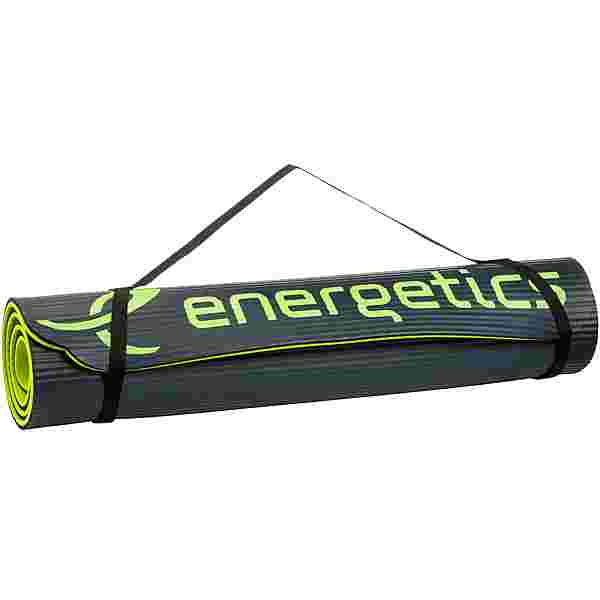 ENERGETICS Matte grey-yellow