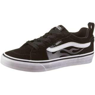 Vans FILMORE Sneaker Kinder (suede flame) black-white