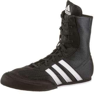 adidas Box Hog Boxschuhe Herren schwarz