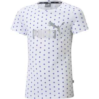 PUMA ESSENTIALS T-Shirt Kinder puma white