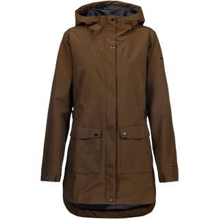 Columbia HERE AND THERE Trenchcoat Damen olive green