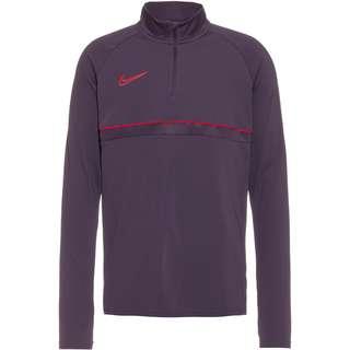 Nike Academy Funktionsshirt Herren dark raisin-siren red-siren red