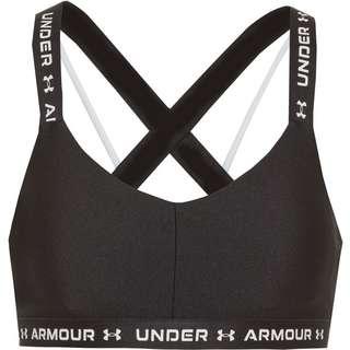 Under Armour Crossback low BH Damen black
