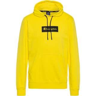 CHAMPION Hoodie Herren yellow