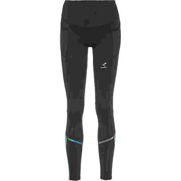ENERGETICS Coral Lauftights Damen black-blue aqua