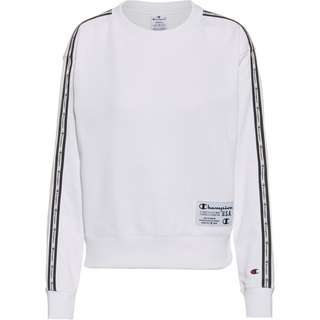 CHAMPION Sweatshirt Damen white