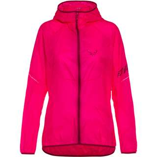 Dynafit VERT WIND Windbreaker Damen flamingo