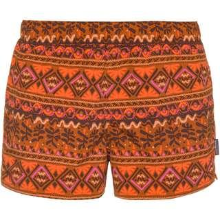 Patagonia Barely Baggies Shorts Damen henna brown