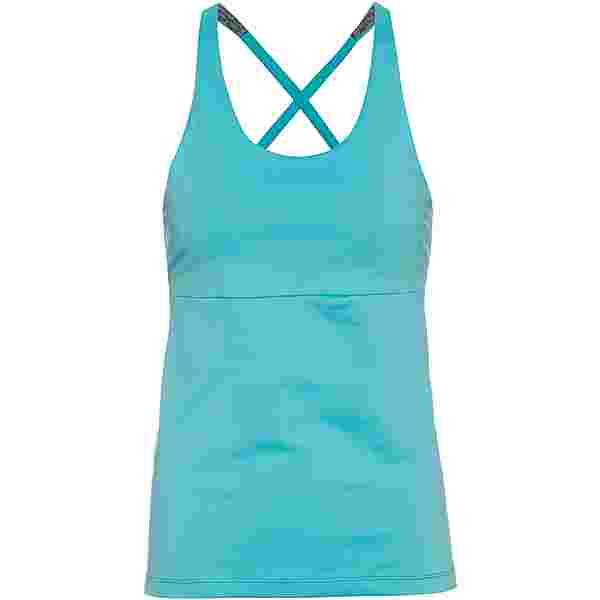Patagonia Mibra Klettershirt Damen iggy blue