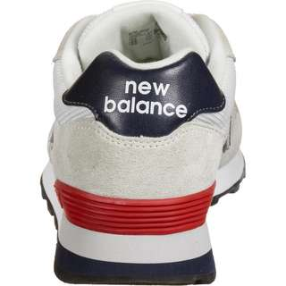 NEW BALANCE 515 Sneaker Herren weiß/beige