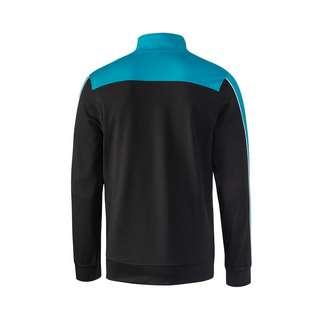 JOY sportswear HENRIK Sweatjacke Herren black/smaragd