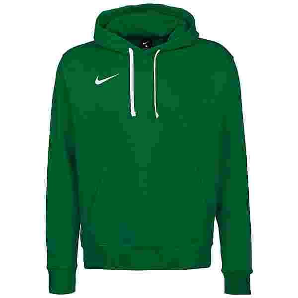 Nike Park 20 Fleece Hoodie Herren grün / weiß
