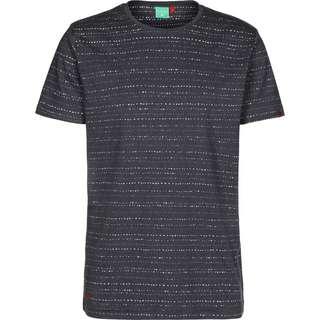 Ragwear Steef T-Shirt Herren blau/meliert