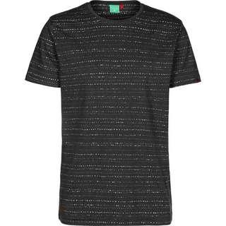 Ragwear Steef T-Shirt Herren grau/meliert