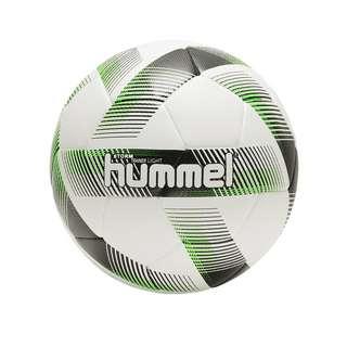hummel Storm Trainer Light Fussball 350 Gramm Fußball Weissschwarzgruen