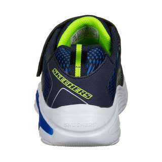 Skechers Erupters IV Sneaker Kinder dunkelblau / neongelb