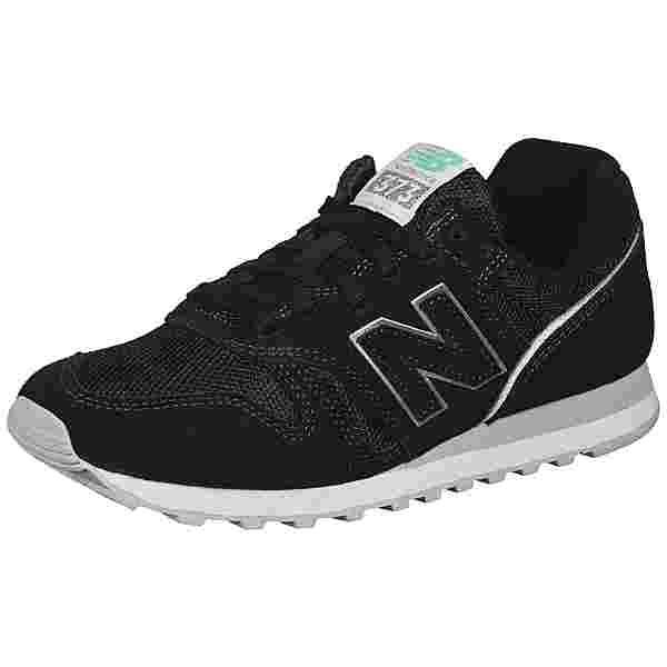 NEW BALANCE WL373 Sneaker Damen schwarz / silber