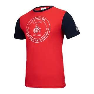 Uhlsport 1. FC Köln Xmas T-Shirt Fanshirt rot