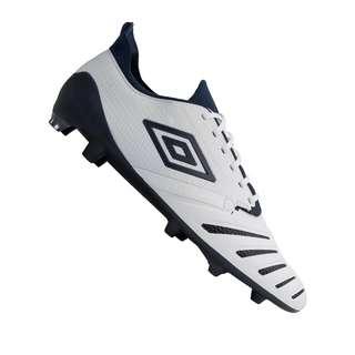 UMBRO UX Accuro III Pro FG Fußballschuhe weissblau