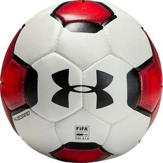 Under Armour 695 SB Spielball Fußball weiss
