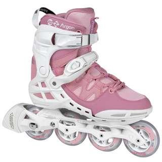 POWERSLIDE Argon Rose 80 Inline-Skates Damen rosa