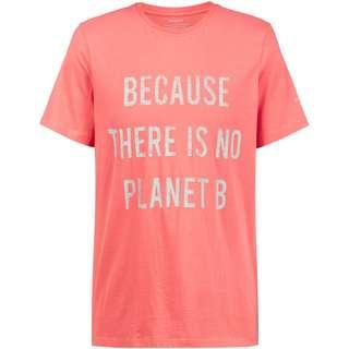 Ecoalf CASTELLO T-Shirt Herren coral