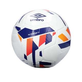UMBRO Neo Futsal Liga Trainingsball Fußball weissblau