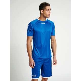 hummel T-Shirt Herren TRUE BLUE