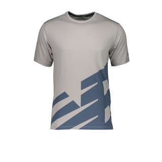 NEW BALANCE R.W.T Heathertec T-Shirt Funktionstank Herren grau