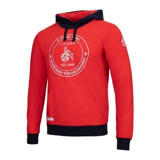 Uhlsport 1. FC Köln Xmas Hoody Sweatshirt rot