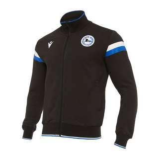 macron Arminia Bielefeld Anthem Jacket Trainingsjacke schwarz