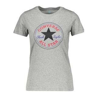 CONVERSE Chuck Patch Nova T-Shirt Damen T-Shirt Damen grau