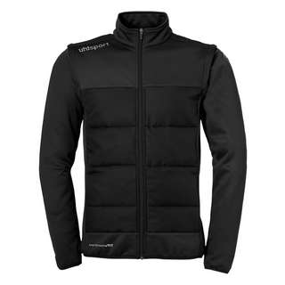 Uhlsport Essential Multi Jacke Trainingsjacke Herren schwarz