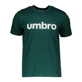 UMBRO Linear Logo Tee T-Shirt  JG3 T-Shirt Herren gruenweiss