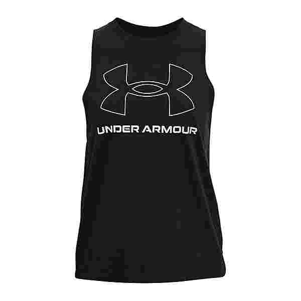 Under Armour Tanktop Training Damen Laufshirt Damen schwarz