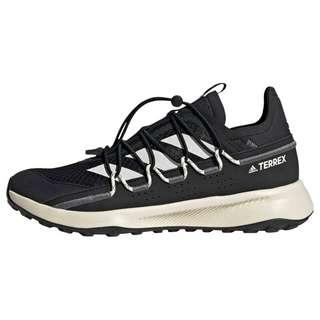 adidas TERREX Voyager 21 Travel Schuh Wanderschuhe Damen Core Black / Chalk White / Grey Five