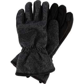 Zanier HALLSTATT Fingerhandschuhe anthrazit