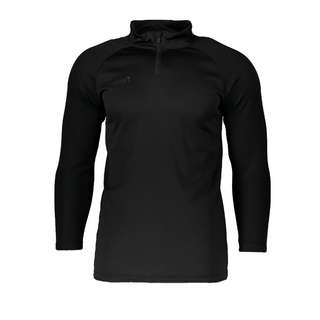 Uhlsport Goalkeeper 1/4 Ziptop Funktionssweatshirt schwarz