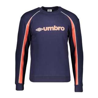 UMBRO Branded Panelled Sweatshirt Sweatshirt blau