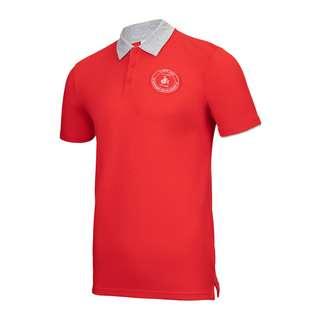 Uhlsport 1. FC Köln Xmas Poloshirt Poloshirt rot