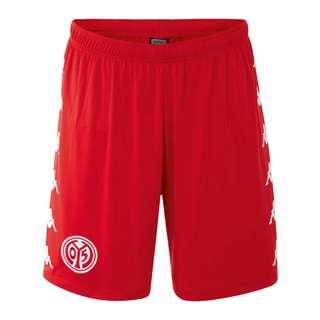 KAPPA 1. FSV Mainz 05 Short 2020/2021 Fußballshorts Herren rot