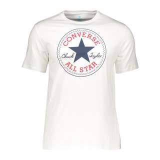 CONVERSE Nova Chuck Patch T-Shirt T-Shirt Herren weiss