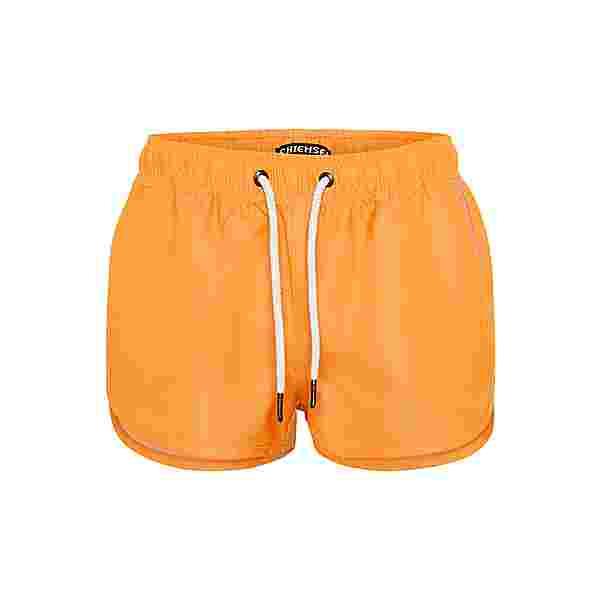 Chiemsee Badeshorts Kids Badeshorts Kinder Orange Pop