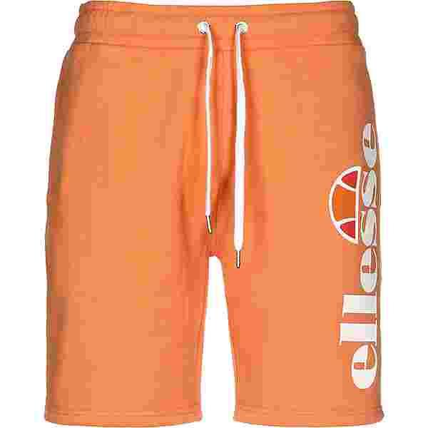 Ellesse Bossini Fleece Shorts Herren orange