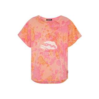Chiemsee T-Shirt T-Shirt Kinder Orange/Pink BTK